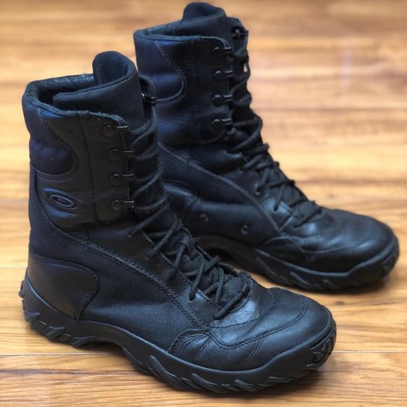 """e25db20dd4 OAKLEY SI Assault Boot 8"""" Men s Size 6. M 5cc2400dbb22e34ffd2fdcf0"""
